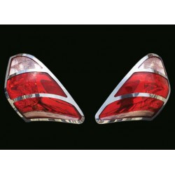 Contour chrome for tail light Toyota RAV 4 III 2006-2012