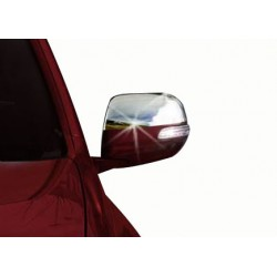 Covers mirrors stainless chrome for Toyota LAND CRUISER PRADO 150 2010-[...]