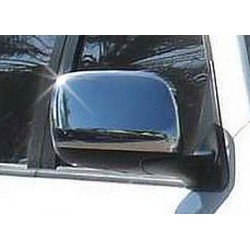 Covers mirrors stainless chrome for Toyota LAND CRUISER 200 2008-[...]