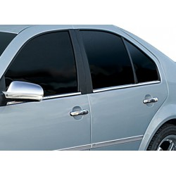 Window trim cover chrom alu for VW BORA 1998-2004