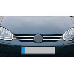 Rod's grille chrome for VW GOLF V 2003-2009