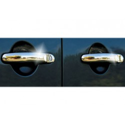 VW GOLF V PLUS 5 door chrome door handle covers