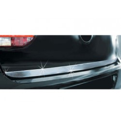 Rear bumper sill cover for VW GOLF VI 2010-2013