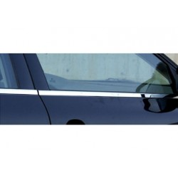 Window trim cover chrom alu for VW PASSAT 3B 2000-2005