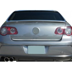 Rear bumper sill cover for VW PASSAT B6 (3 c) 2005-2010