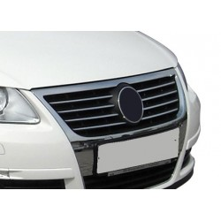 Rod's grille chrome for VW PASSAT B6 (3 c) 2005-2010