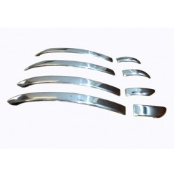 VW PASSAT B7 chrome door handle covers
