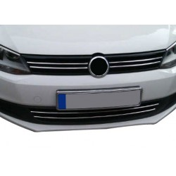 Chrome Rod grille Kit for VW JETTA VI 2011-[...]