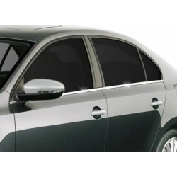 Window trim cover chrom alu for VW JETTA VI 2011-[...]