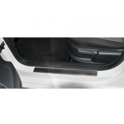 Door sill cover for VW POLO V 2009-[...]