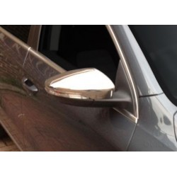 Covers mirrors stainless chrome for VW THE BEETLE 2013-[...]