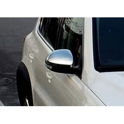 Covers mirrors stainless chrome for VW TIGUAN 2007-[...]