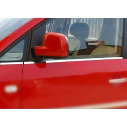 Window trim cover chrom alu for VW CADDY 2003-[...]