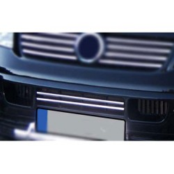 Added chrome bumper before VW T5 TRANSPORTER 2003-2010