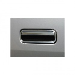 Trunk chrome for VW T5 TRANSPORTER 2010-[...] handle covers