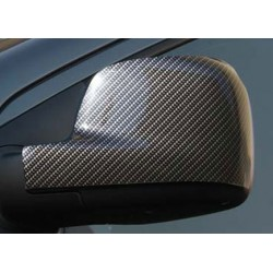 Covers carbon mirror covers for VW T5 CARAVELLE