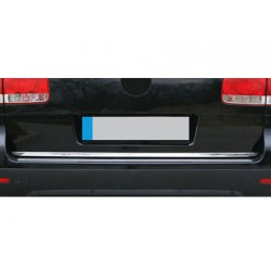 Rear bumper sill cover for VW TOUAREG 2003-2007