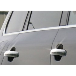 For VW TOUAREG 2008-2010 chrome door handle covers