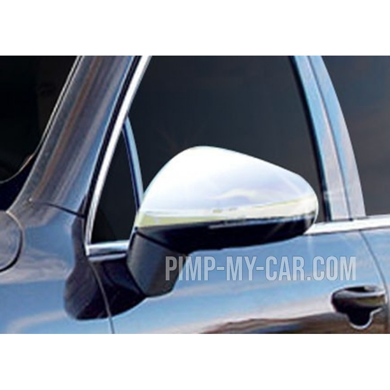 Covers mirrors stainless chrome for VW TOUAREG 2 2010-[...]