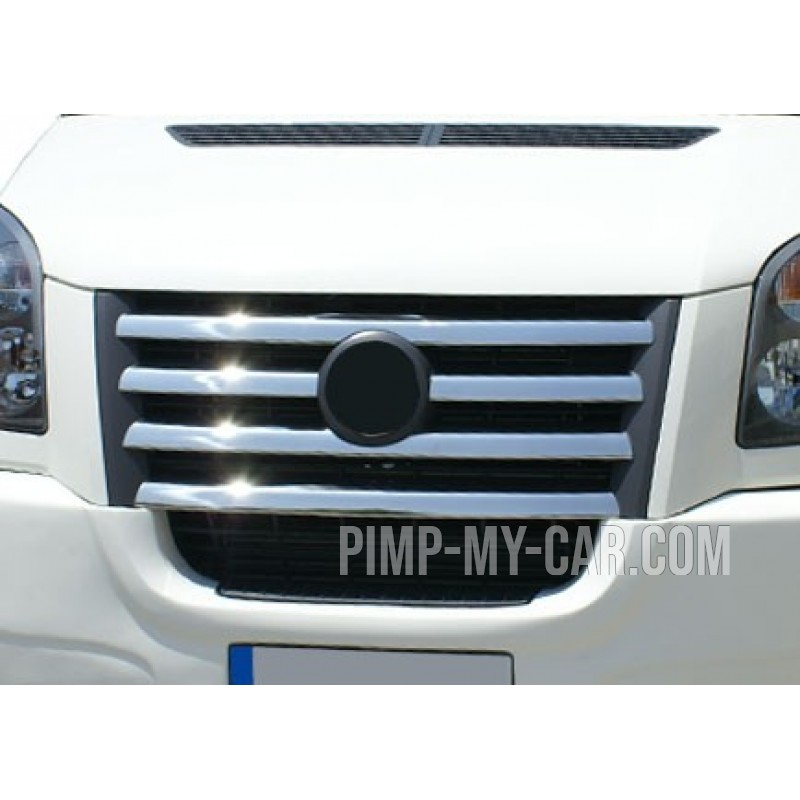 Grille frame chrome for VW CRAFTER 2006-[...]