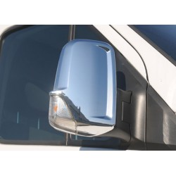 Chrom mirror cover for VW CRAFTER 2006-[...]
