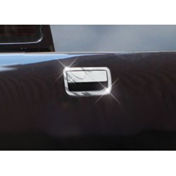 Cover handle trunk chrome for VW AMAROK 2010 - 2011