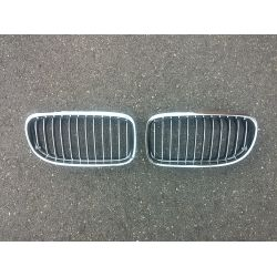 Grille for BMW 3 E90 2008-2011 LCI series - Chrome