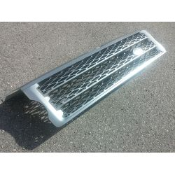 Grille for Range Rover Sport L320 grey look 2010